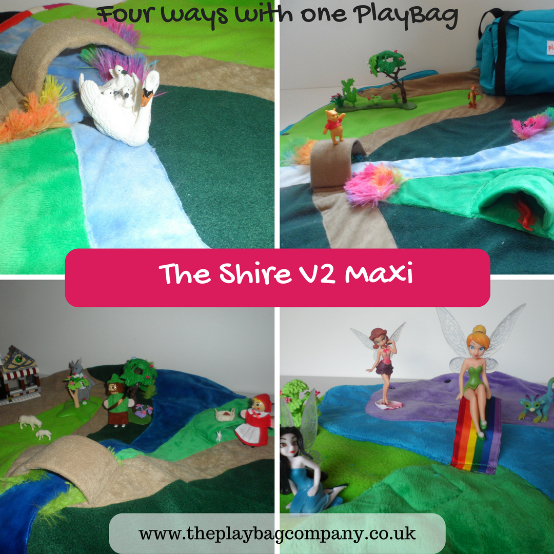 Instagram Four ways with the Shire V2 PlayBag