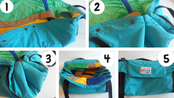 PlayBag Maxi Instructions