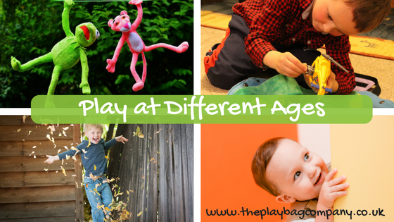 Play at Different Ages
