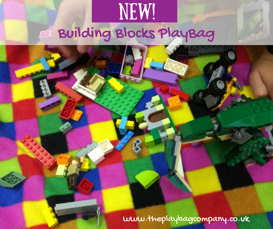 Building Blocks PlayBag