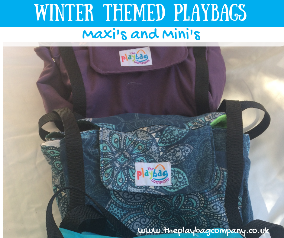 Winter Themed PlayBags