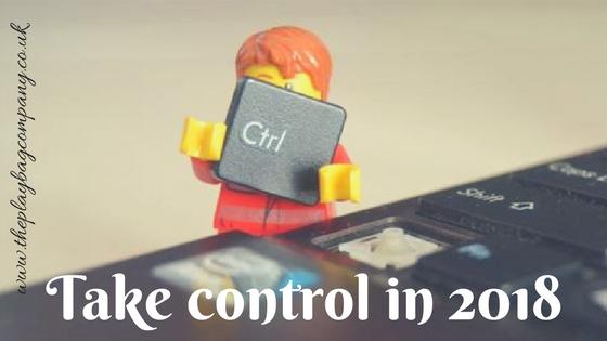 Take control in 2018
