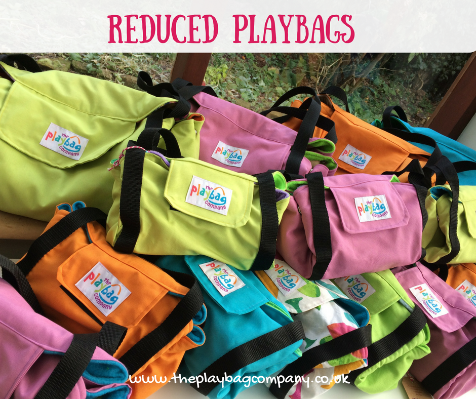 Reduced PlayBags