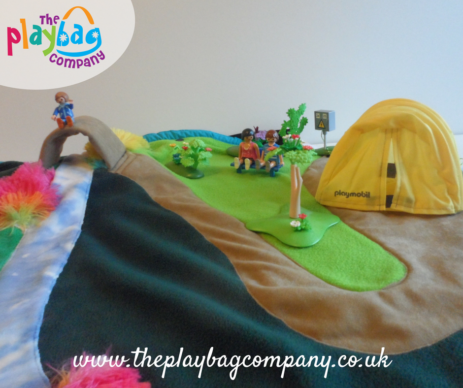 The Shire with Playmobil