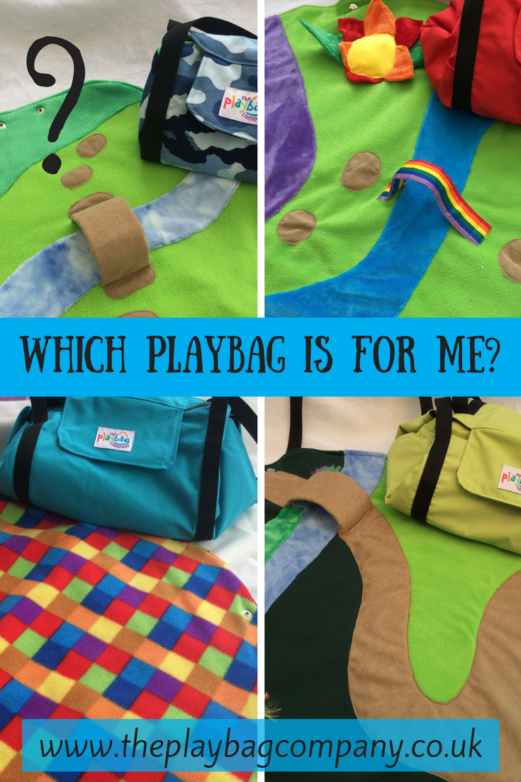 Choosing your perfect PlayBag