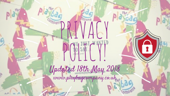 Privacy Policy!
