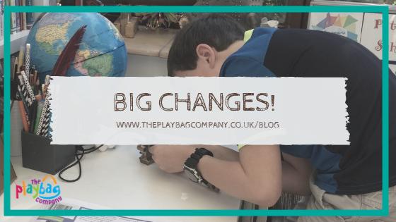 big changes blog