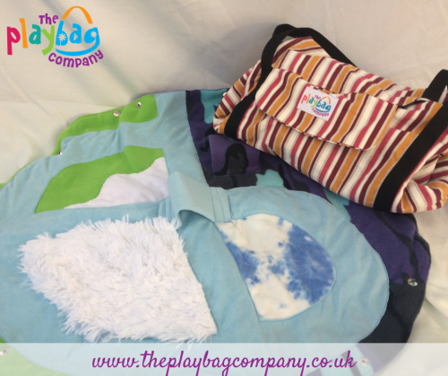 PlayBag Winter Garden with Stripy outer
