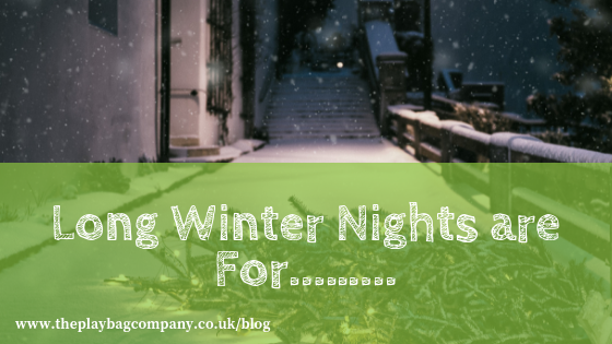 Long Winter Nights blog