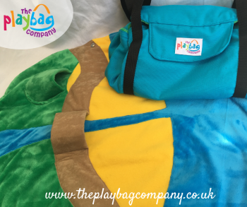 PlayBag Beach - Blue