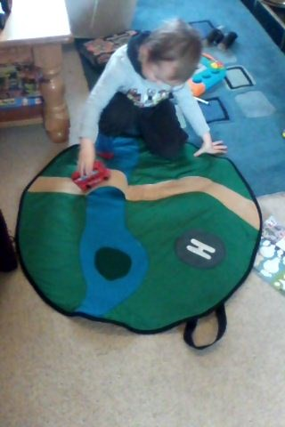 the first playbag