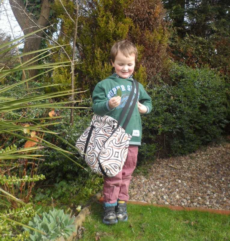 on the move with the playbag