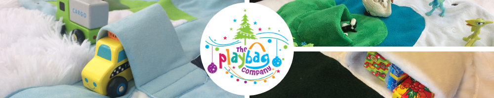The PlayBag Company, site logo.