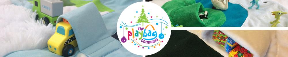 The PlayBag Company, site logo.