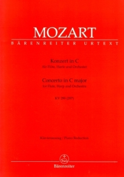 Concerto in C Major KV299 (297C) by W.A.Mozart