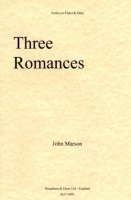 Three Romances by John Marson