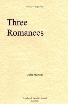 Three Romances by John Marson