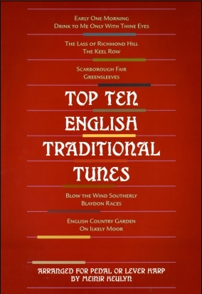 Top Ten English Traditional Tunes