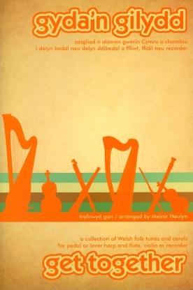 Gyda'n Gilydd - Get Together by Meinir Heulyn