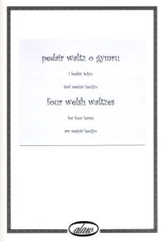 Four Welsh Waltzes by Meinir Heulyn