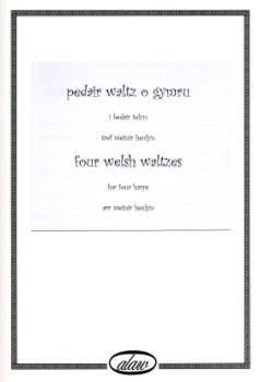 Four Welsh Waltzes by Meinir Heulyn