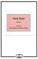 Harp Duos Volume 4 by Meinir Heulyn & Elinor Bennett