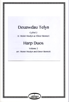 Deuawdau Telyn Cyfrol Dau / Harp Duos Volume 2