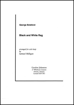 Black & White Rag - George Botsford