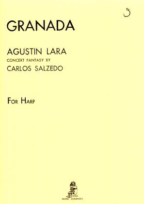 Concert Fantasy on Lara's Granada