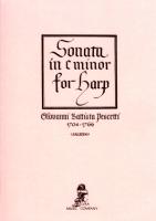 Sonata in C minor by Giovanni Battista Pescetti (1704-1766)
