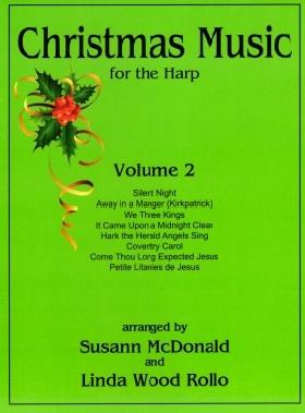 Christmas Music for Harp Volume 2