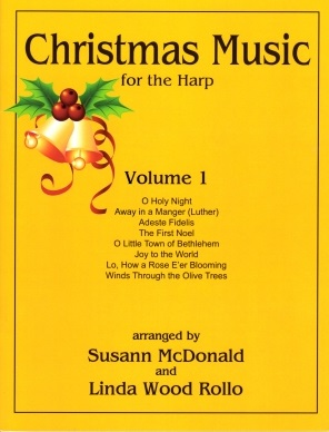 Christmas Music for Harp Volume 1