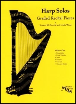 Harp Solos Volume One by Susann McDonald and Linda Wood