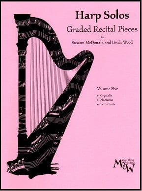 Harp Solos Volume Five by Susann McDonald and Linda Wood