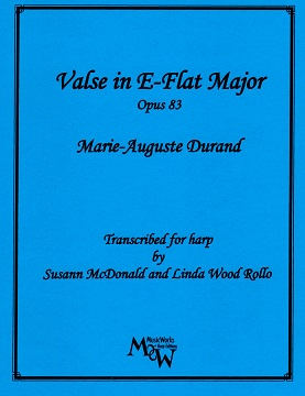 Valse in E Flat Major Opus 83 - Marie Auguste Durand