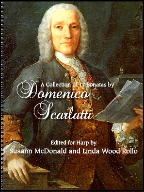 A Collection of Seventeen Sonatas by Domenico Scarlatti