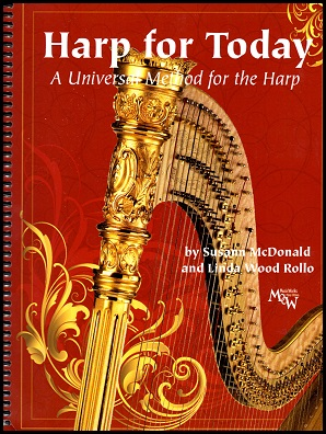 Harp for Today by Susan McDonald and Linda Rollo Wood