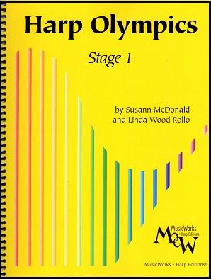Harp Olympics Stage One