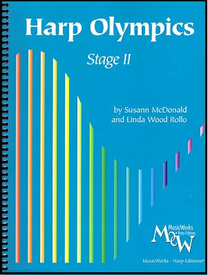 Harp Olympics Stage Two