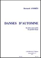 Dances D'Automne by Bernard Andres