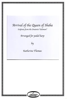 Arrival of the Queen of Sheba - G.F Handel arr by Katherine Thomas