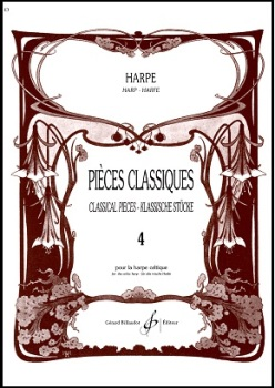 Pieces Classiques Book 4 Edited & Transcribed by Odette Le Dentu
