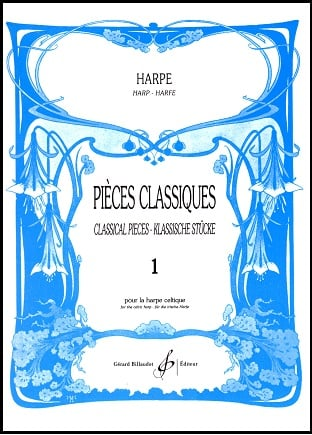 Pieces Classiques Book 1 Transcribed & Edited by Odette Le Dentu