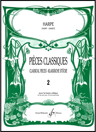 Pieces Classiques Book 2 Transcribed & Edited by Odette Le Dentu