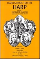 Famous Music for Harp Volume 5 - Favorite Classics arranged by Meinir Heulyn