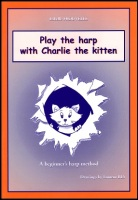 Play the Harp with Charlie the Kitten by Isabelle Frouvelle