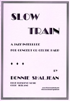 Slow Train - Bonnie Shaljean