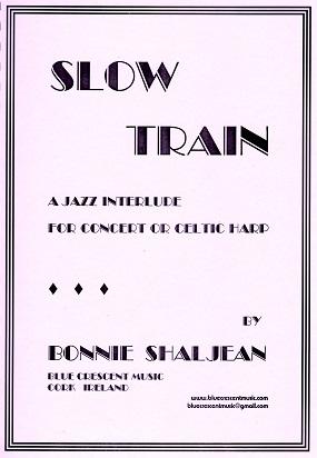 Slow Train - Bonnie Shaljean