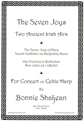 The Seven Joys by Bonnie Shaljean