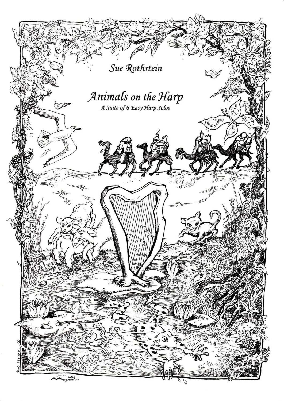 Animals on the Harp - Sue Rothstein